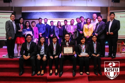 SISFU's 1st Search for the Best Student Business Plan Competition