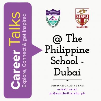 Career Talk at TPS-Dubai
