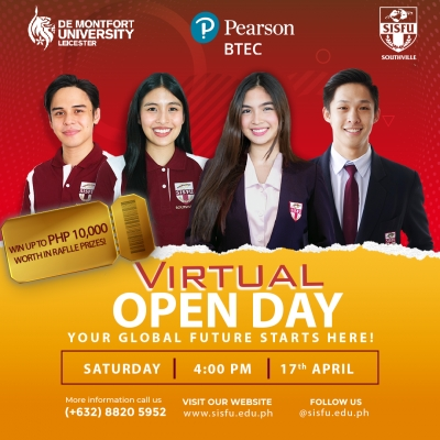 The World is at Your Fingertips: SISFU Hosts Virtual Open House 2021