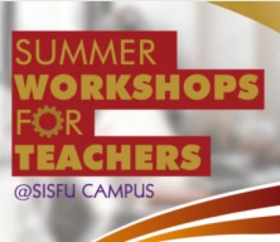 Summer Workshops for Teachers
