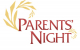 Parents' Night Awards and Recognition 2015
