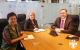 ICHM's Dr. Ian Whyte visits SISFU